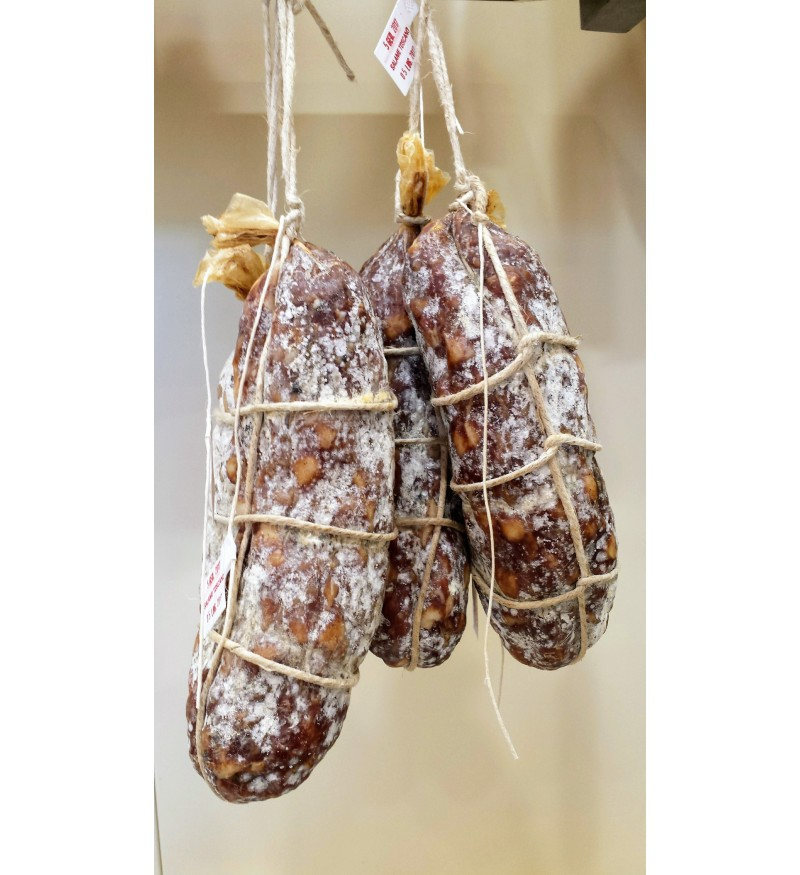 HAND-TIED TUSCAN SALAMI (the price refers to the single product)