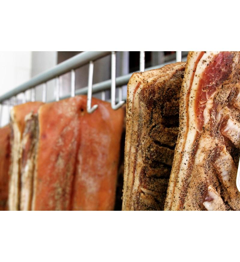 Pancetta tesa toscana (tuscany bacon)